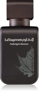 Rasasi La Yuqavam Ambergris Showers Eau de Parfum pentru bărbați