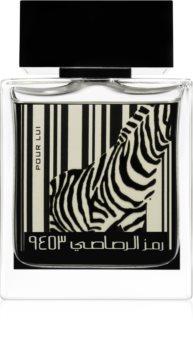 Rasasi Rumz Al Rasasi Zebra Pour Lui Eau de Parfum para homens