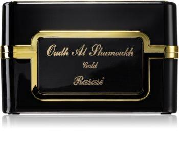 Rasasi Oudh al Shamoukh Gold tamjan