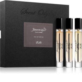 Rasasi Scent Odyssey Junoon Pour Homme Gift Set  I. voor Mannen