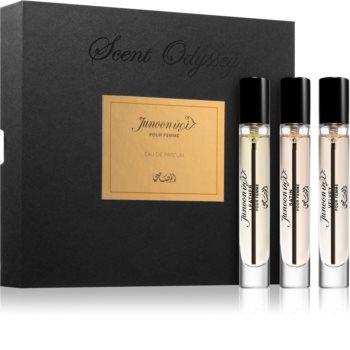 Rasasi Scent Odyssey Junoon Pour Femme Geschenkset I. für Damen