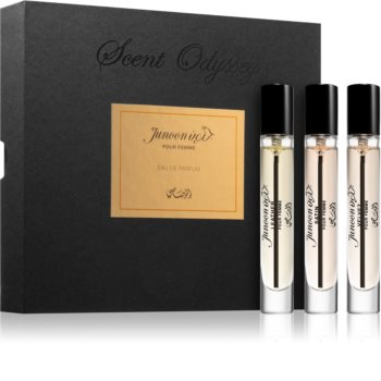 Rasasi Scent Odyssey Junoon Pour Femme Lahjasetti I. Naisille