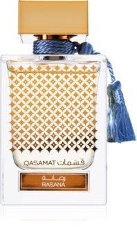 Rasasi Qasamat Rasana parfémovaná voda unisex