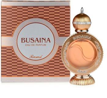 Rasasi Busaina eau de parfum para mujer