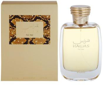 Rasasi Hawas For Her Eau de Parfum for Women