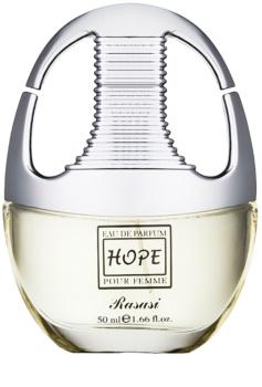 Rasasi Hope Eau de Parfum för Kvinnor