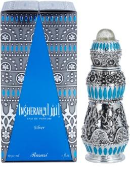 Rasasi Insherah Silver парфюмированная вода унисекс