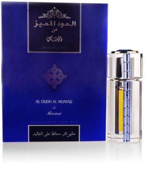 Rasasi Al Oudh Al Mumaiz for Men Eau de Parfum for Men