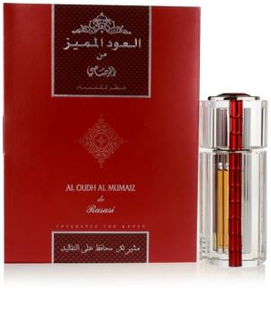 Rasasi Al Oudh Al Mumaiz for Women Eau de Parfum para mujer