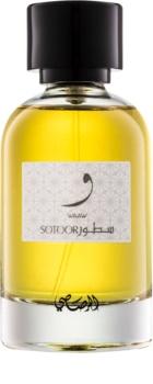 Rasasi Sotoor Waaw eau de parfum unissexo