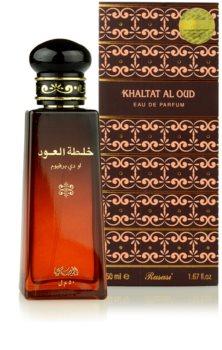 Rasasi Khaltat Al Oudh eau de parfum unissexo 50 ml