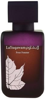Rasasi La Yuqawam Eau de Parfum für Damen