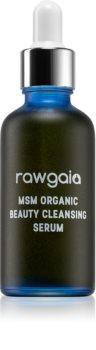 RawGaia MSM Organics Detox-Reinigungsserum für empfindliche trockene Haut