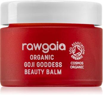 RawGaia Organic Goji Goddess baume hydratant en profondeur visage