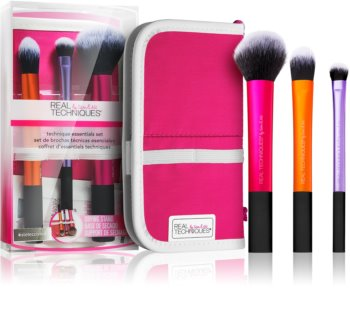 Real Techniques Original Collection Travel Essentials Travel Set V. for Women