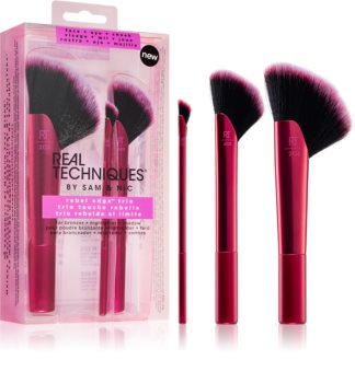 Real Techniques Rebel Edge set čopičev