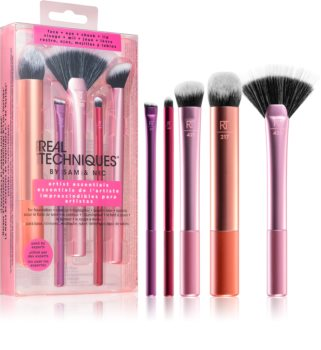 Real Techniques Artist Essentials Pinselset
