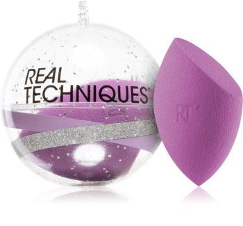 Real Techniques MCS Ornament houbička na make-up dárková krabička