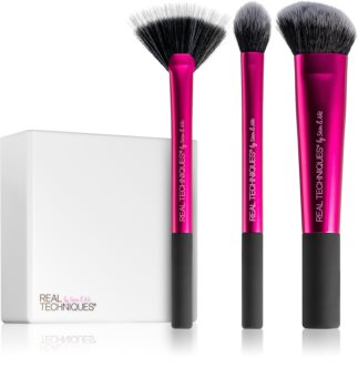 Real Techniques Original Collection Finish Cosmetic Set II. for Women