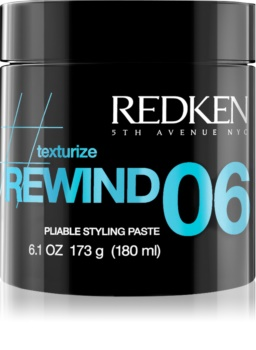Redken Texturize Rewind 06 pasta modelująca do stylizacji do włosów