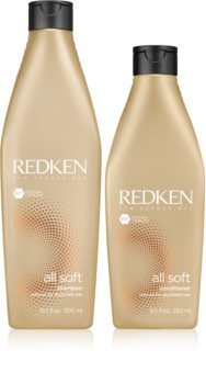 Redken All Soft изгодна опаковка I. (за суха коса )