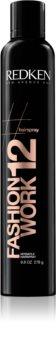 Redken Hairspray Fashion Work 12 spray per capelli tinti