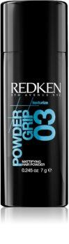 Redken Texturize Powder Grip 03 pudra matuire pentru volum și formă