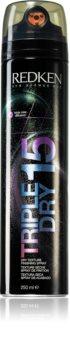 Redken Triple Dry 15 spray de texturare
