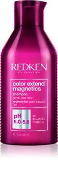 Redken Color Extend Magnetics Suojaava Hiustenpesuaine Värjätyille Hiuksille
