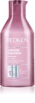 Redken Volume Injection Volume Shampoo voor Fijn Haar