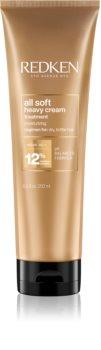 Redken All Soft vyživující krém pro suché a křehké vlasy