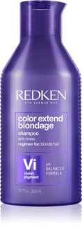 Redken Color Extend Blondage лилав шампоан неутрализиращ жълтеникавите оттенъци