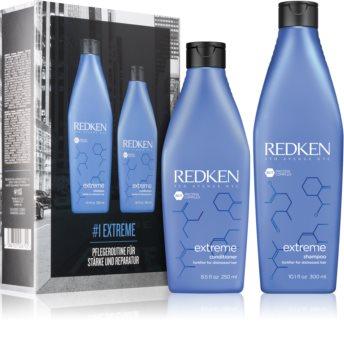 Redken Extreme set cadou (pentru par deteriorat)