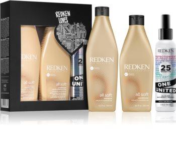 Redken All Soft подаръчен комплект I. (за суха коса )