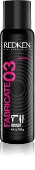 Redken Heat Styling Fabricate 03 spray de proteção para finalização térmica de cabelo
