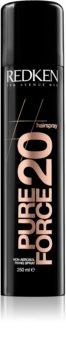 Redken Pure Force 20 fixativ fara aerosoli