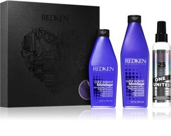 Redken Color Extend Blondage poklon set (neutralizirajući žuti tonovi)