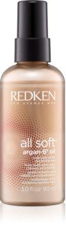 Redken All Soft huile pour cheveux secs et fragiles