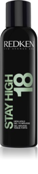 Redken Stay High 18 gel-mousse pour donner du volume