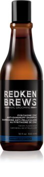 Redken Brews shampoing antipelliculaire