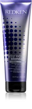 Redken Color Extend Blondage maska pro blond a šedivé vlasy