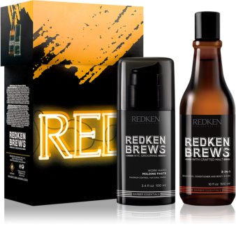 Redken Brews kit di cosmetici I. per uomo