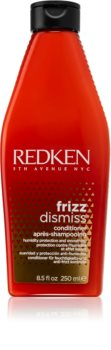 Redken Frizz Dismiss Mjukgörande balsam För ostyrigt och krulligt hår
