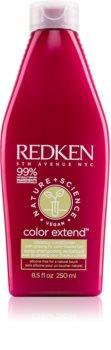 Redken Nature+Science Color Extend kondicionér pro farbené a poškodené vlasy