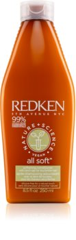 Redken Nature+Science All Soft odżywka nawilżająca do włosów suchych i zniszczonych