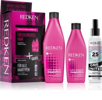 Redken Color Extend Magnetics confezione regalo I. (per capelli tinti)