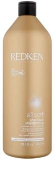 Redken All Soft champô para o cabelo seco e frágil