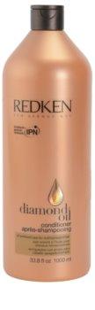 Redken Diamond Oil acondicionador para cabello maltratado o dañado
