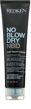 Redken No Blow Dry stylingový krém s rychleschnoucím efektem