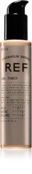 REF Styling crema per capelli per l'elasticità dei capelli mossi